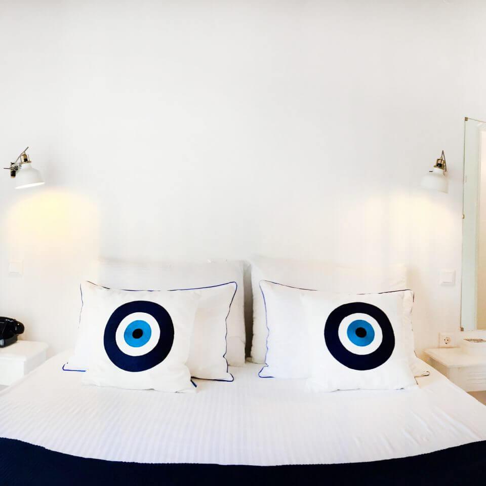 Loukia's Mediterranean Suite bedroom