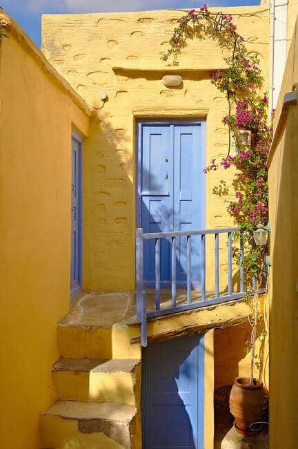Loukia Studios and Suites Kini Syros - ano syros house