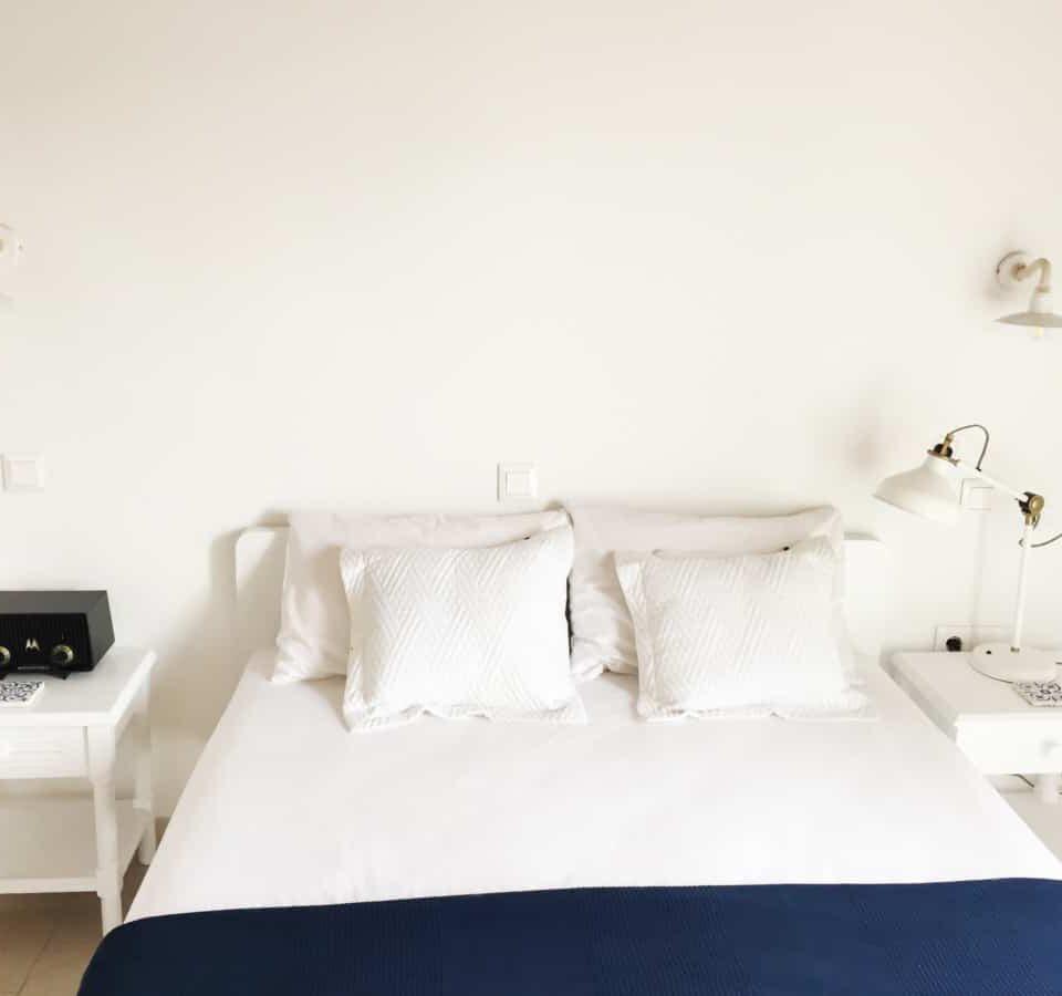 Cozy Studio Kini Syros - Bedroom